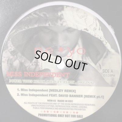 画像1: Ne-Yo - Miss Independent (Power Vibes Remix) (12'')