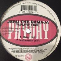 Jeru The Damaja - Ya Playin' Yaself (12'')