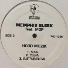 他の写真1: Memphis Bleek feat. Beanie Sigel, Denim & Jay-Z - Hypnotic (b/w Hood Muzik) (12'')