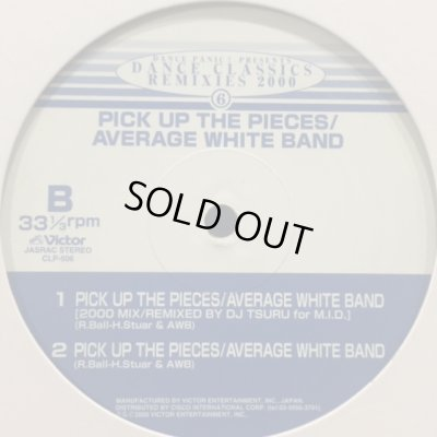 画像1: Average White Band - Pick Up The Pieces (2000 Mix) (a/w Sylvester - You Make Me Feel) (12'')