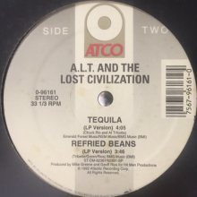 他の写真1: A.L.T. & The Lost Civilization - Tequila (12'')