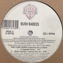 他の写真2: Bush Babees feat. Mos Def - The Love Song (12'')