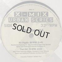 Blackstreet feat. Dr. Dre - No Diggity (X-Mix) (b/w The Braids - Bohemian Rhapsody) (12'')