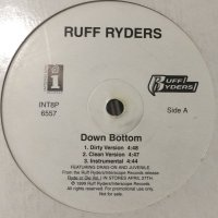 Ruff Ryders feat. Drag-On & Juvenile - Down Bottom (12'')