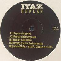 Iyaz - Replay (12'')
