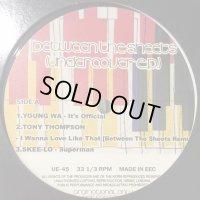 Tony Thompson - I Wanna Love Like That 2001 and more... (12'')