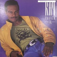 Ray Parker, Jr. - Girl I Saw You (12'')