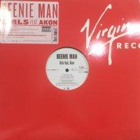 Beenie Man feat. Akon - Girls (12'')