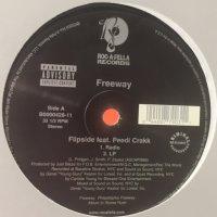 Freeway feat. Peedi Crakk - Flipside (12'')