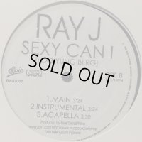 Ray J  feat. Sexy Can I - Sexy Can I (a/w Gifts) (12'')