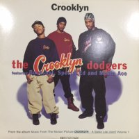 The Crooklyn Dodgers - Crooklyn (12'')