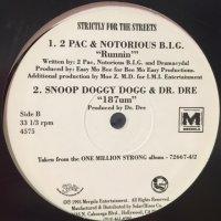 2Pac & The Notorious B.I.G. - Runnin' (12'')