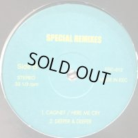 Cagnet - Here Me Cry (Special Remix) (12'')