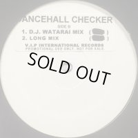 Pushim, Shiba-Yankee, Zeebra, Boy-Ken, You The Rock & Twigy - Dancehall Checker (Long Mix) (12'')