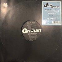 Jaki Graham - Never Stop (12'')