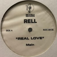 Rell - Real Love (12'')