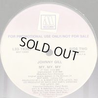 Johnny Gill - My My My (12'')