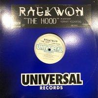 Raekwon feat. Tiffany Villarreal - The Hood (12'')