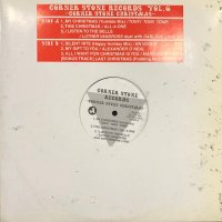 V.A. - Corner Stone Records Vol.6 Corner Stone Christmasl (inc. Mariah Carey - All I Want For Christmas Is You etc...) (12'')