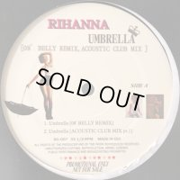 Rihanna - Umbrella (08' Belly Remix) (12'')