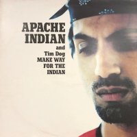 Apache Indian And Tim Dog - Make Way For The Indian (12'')