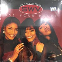 SWV - Use Your Heart (12'') (新品未開封!!)
