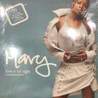 Mary J. Blige feat. Method Man - Love @ 1st Sight (12'')