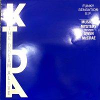 Music & Mystefeat. Gwen McCrae - Funky Sensation (12'')