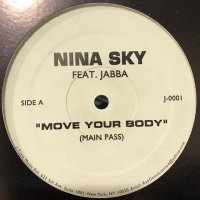 Nina Sky feat. Jabba - Move Your Body (12'')