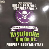 Purple Ribbon All-Stars - Kryptonite (12'')
