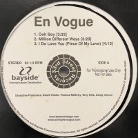 En Vogue - Ooh Boy (inc. Heaven and more !!) (12'')