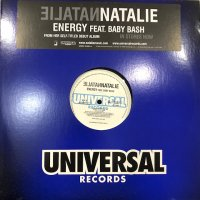 Natalie feat. Baby Bash - Energy (12'')