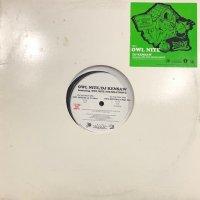 DJ Kensaw feat.Owl Nite Foundation'z - Owl Nite (12'')