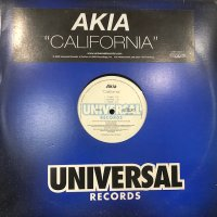 Akia - California (12'')