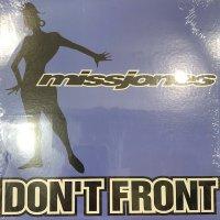 Miss Jones - Don't Front (12'')