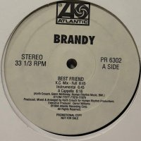 Brandy - Best Friend (K.C. Mix) (12'')