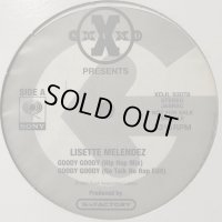 Lisette Melendez - Goody Goody (No Talk No Rap Edit) (12'')