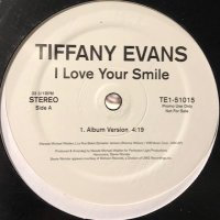 Tiffany Evans - I Want You Back (a/w I Love Your Smile) (12'')