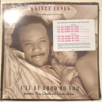 Quincy Jones feat. Ray Charles And Chaka Khan - I'll Be Good To You (12'')