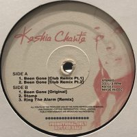 Keshia Chante - Been Gone (Club Remix) (b/w Stomp and more) (12'')