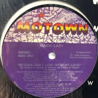 Magic Lady - Betcha Can't Lose (With My Love) (12'')