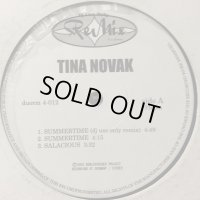 Tina Novak - Summertime (DJ Use Only Remix) (12'')