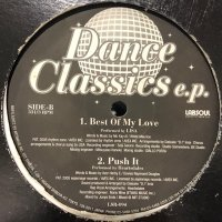 V.A. - Dance Classics E.P. (inc. Lisa - Best Of My Love etc...) (12'')