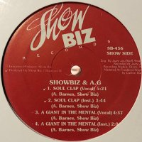 Showbiz & A.G - Soul Clap EP (inc. Soul Clap, Party Groove, It's Up To You and more) (12'')
