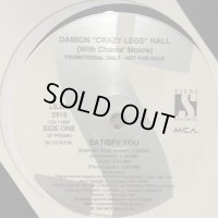 """Damion """"Crazy Legs"""" Hall with Chanté Moore - Satisfy You  (All Day Long Vocal Version) (12'')"""