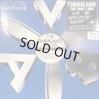 Timbaland feat. Fatman Scoop, Keri Hilson, Sebastian & D.O.E. - The Way I Are (12'')
