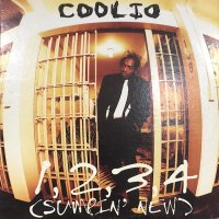 Coolio - 1, 2, 3, 4 (Sumpin' New) (12'')