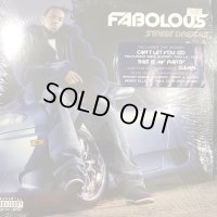 Fabolous - Street Dreams (inc. Keepin' It Gangsta (Remix)) (2LP)