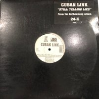 Cuban Link feat. Tony Sunshine - Still Telling Lies (12'')