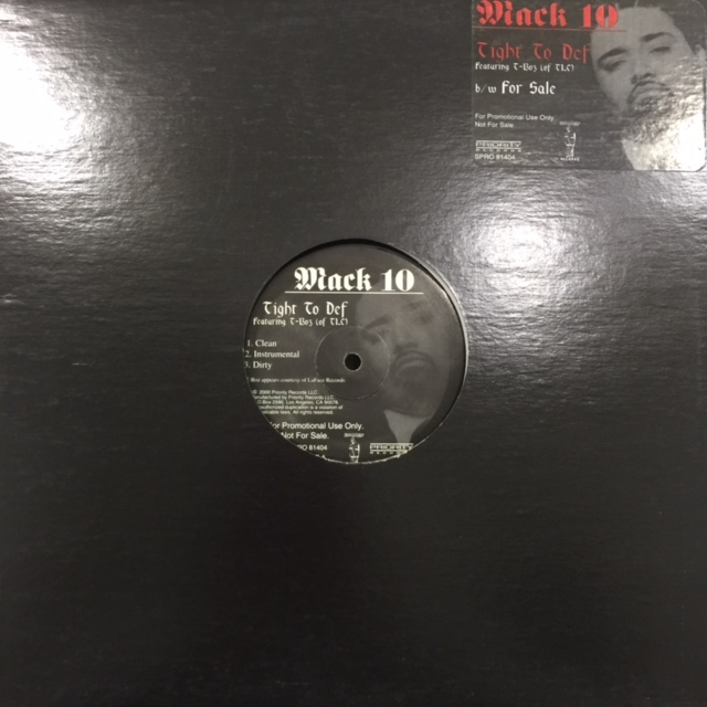 Download mp3 full flac album vinyl rip Tight To Def (Clean) - Mack 10 - Tight To Def / For Sale (Vinyl)